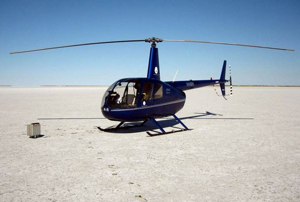 Helicopter-Robinson-R44