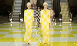 LOUIS VUTTION SS13 – HOMAGE TO THE FRENCH AESTHETICS OF THE 60S